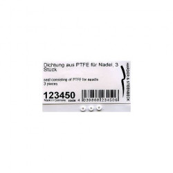 PTFE for needle.