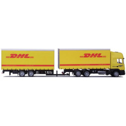 "Scania ""4""R Topline ""Möller/DHL""."