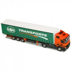 """MB Actros L/Aer. """"GSG Transporte""""."""