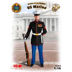 Marine estadounidense.