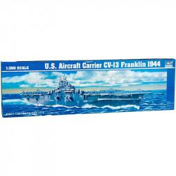CV-13 Franklin. TRUMPETER 05604