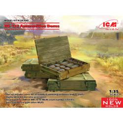 RS-132 ammunition boxes.
