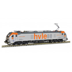 Locomotora EuroDual Stadler, 159.001 HVLE.