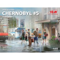 Chernobyl 5. Evacuación.