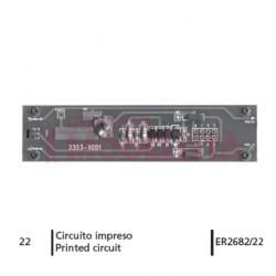 Circuito impreso para 269.