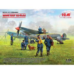 Aeródromo de la RAF, WWII.