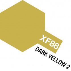 Amarillo oscuro, 10 ml.