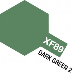 Dark green, 10 ml.