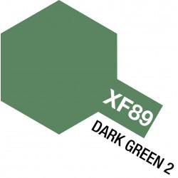 Verde oscuro, 10 ml.