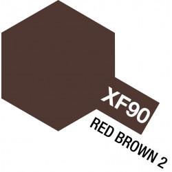 Marrón rojo, 10 ml.