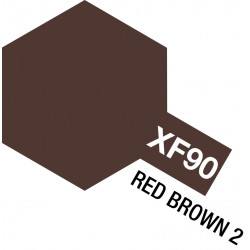 Red brown, 10 ml.