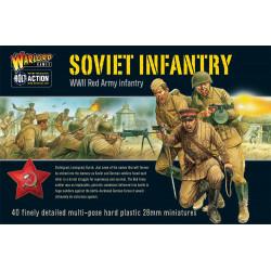 Soviet Infantry set. WWII.