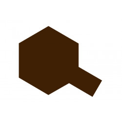 Linoleum deck brown. Spray, 100 ml.