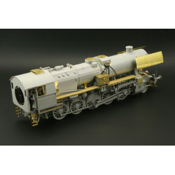 Photo-etched: Locomotive BR52 (for Tumpeter kit).