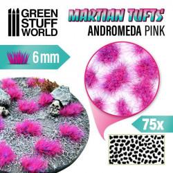 Matas de césped alien, rosa andromeda (6 mm).