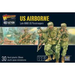 US Airbone set. WWII.