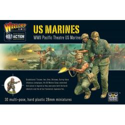 US Marines set. WWII.