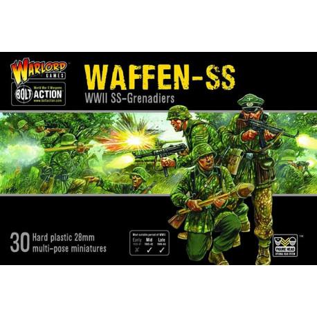Waffen-SS set. Bolt Action.
