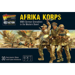 Áfrika Korps set. Bolt Action.