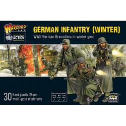 German Infantry (winter) set. Bolt Action.