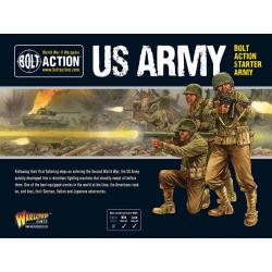 US Army starter army. Bolt Action.