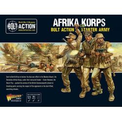 Áfrika Korps Starter Army. Bolt Action.