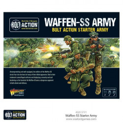 Waffen-SS army. Bolt Action starter army.