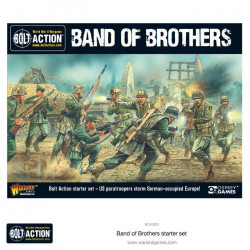 """""""Band of Brothers"""". Bolt Action Starter Set. (Spanish)."""