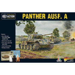Panther Ausf A. Bolt Action.