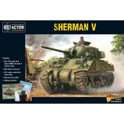 Sherman V. Bolt Action.