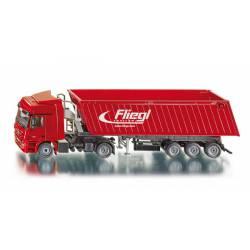 Transporter with tipping trailer. SIKU 3537
