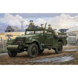 US M3A1 White Scout Car.