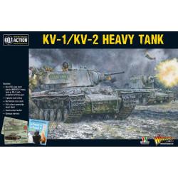 KV 1/2 Heavy Tank. Bolt Action.
