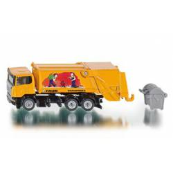 Camión de basuras.
