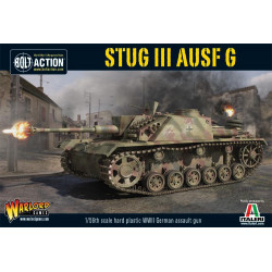 Stug III Ausf G o StuH-42. Bolt Action.