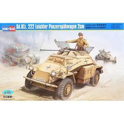 Sd. Kfz. 222 Leichter Panzerspahwagen.
