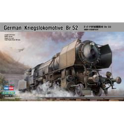 German Kriegslokomotive BR-52. HOBBY BOSS 82901
