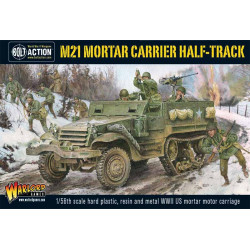 M21 mortar carrier. Bolt Action.