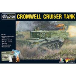 Cromwell cruiser tank. Bolt Action.