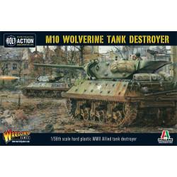 M10 Tank Destroyer/Wolverine. Bolt Action.