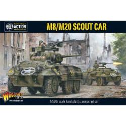M8/M20 Greyhound Scout Car. Bolt Action.