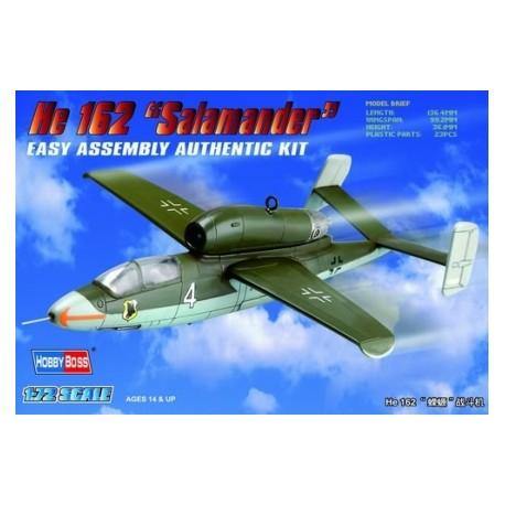 "He162 ""Salamander"". HOBBY BOSS 80239"