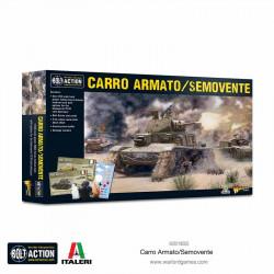 Carro Armato / Semovente. Bolt Action.