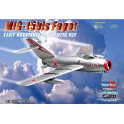 MiG-15bis Fagot. HOBBY BOSS 80263