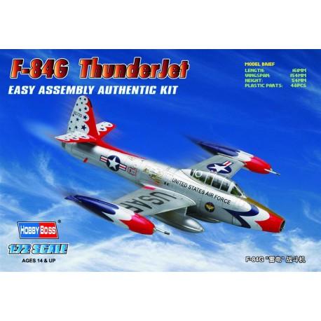 F-84G Thunderjet Fighter. HOBBY BOSS 80247