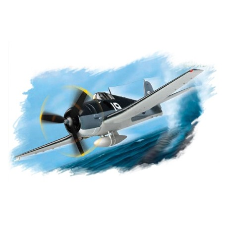 F6F-3 Hellcat. HOBBY BOSS 80256