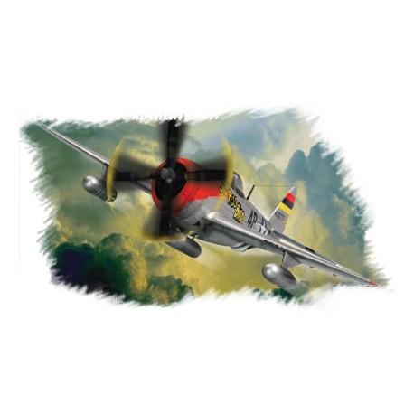 P-47D Thunderbolt. HOBBY BOSS 80257