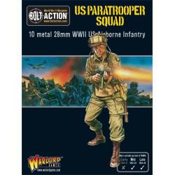 US Paratrooper Squad. Bolt Action.