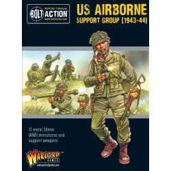 US Airborne support group (1943-44). Bolt Action.