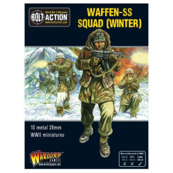 Waffen-SS squad (winter). Bolt Action.